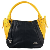 The Sultan Handbag Purse West Virginia Mountaineers