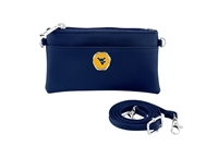WEST VIRGINIA STADIUM COMPLIANT CROSSBODY