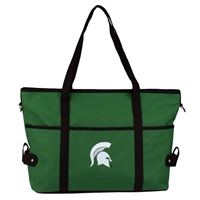 Michigan State Jamie Tote Handbag Shoulder Purse Spartan