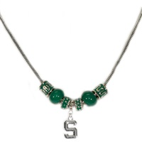 Charm Necklace | Michigan State Spartans Necklace