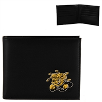 Wichita State Men's Bi-Fold Wallet Shocker Billfold