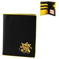 Wichita State Hipster Wallet Bi-Fold Shocker Billfold WuShock Kansas