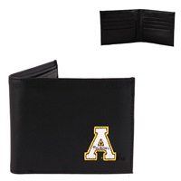 App State Men's Wallet Bi-Fold Mountaineer Billfold ASU