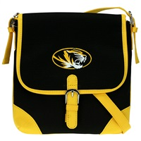 Missouri Jackson Crossbody Handbag Tiger Shoulder Purse