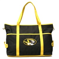 Missouri Jamie Tote Handbag Shoulder Purse Tiger