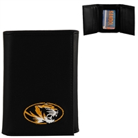 Men's Tri-Fold Wallet Missouri Tiger Collegiate Wallet