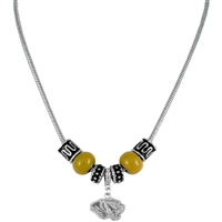 Charm Necklace | Mizzou Tigers