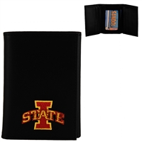 Men's Tri-Fold Wallet Iowa State Cyclone Collegiate Wallet