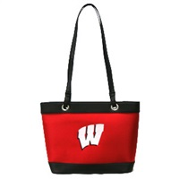 Natalie Handbag Purse Wisconsin Badgers