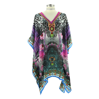 Colorful Dashiki Top