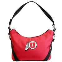 Utah Bella Handbag Shoulder Purse Utes Swoop