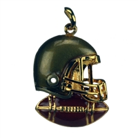 Football Helmet Pendant