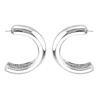 THE SMOOTH CUFF EARRINGS