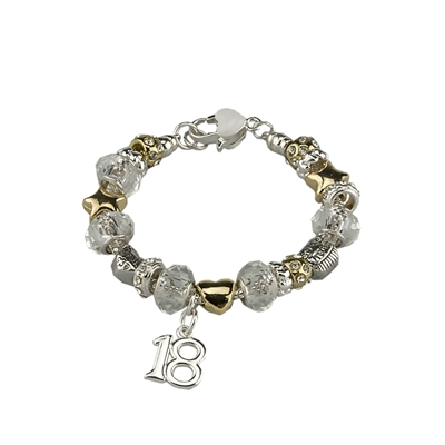 18th Birthday Charmbracelet