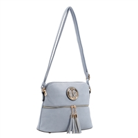 THE YOUTHFUL CROSSBODY | LIGHT BLUE