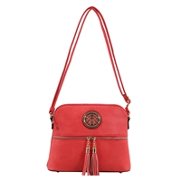 THE YOUTHFUL CROSSBODY | RED