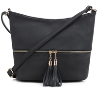 THE ACCESSIBLE CROSSBODY | BLACK