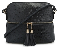 THE MOD CROSSBODY | BLACK