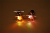MultiColor LED Light Up Star Shape Stud Earrings