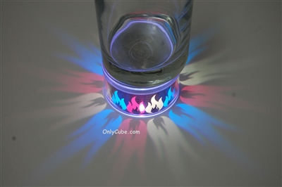 LiteRays LED Light Up Projection LitePod- Flames