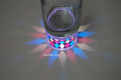 LiteRays LED Light Up Projection LitePod- Kaleidoscope