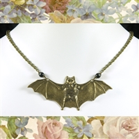 Bats in the Belfry Necklace