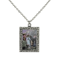 20 Judgment Tarot Card Necklace