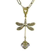 Dragonfly Daze Necklace