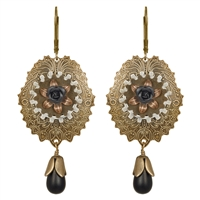 Eowyn Rohan Steampunk Earrings