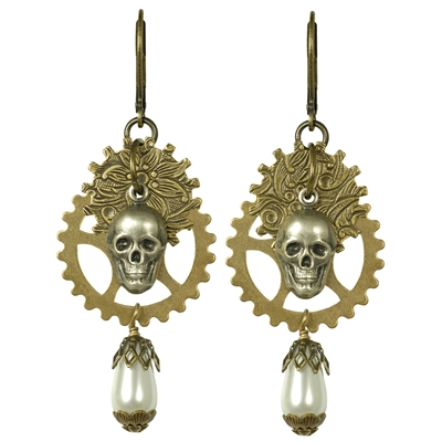 Steam Soiree Earrings