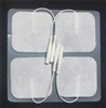 2 x 2 Cloth Electrodes
