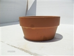 Bulb Pan Clay Pot