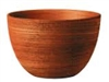 Scratch Bell Azalea Clay Pot