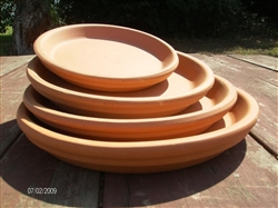 Regular Round Clay Saucer