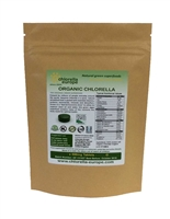 Organic Chlorella  1000 Tablets
