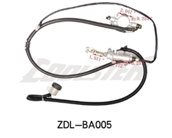 Rear Brake Assembly -  3150DX2, 150cc