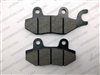 Brake Pads - 50cc-250cc, ATVs & Dirt Bikes
