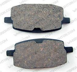 Brake Pads - 50cc-125cc, Scooters & Dirt Bikes