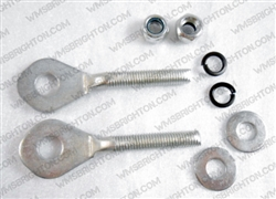 Chain Adjuster - 110cc-125cc, 12mm Hole