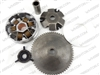 50cc Variator Clutch Assembly for GY6 Clone Motors