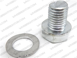 M12x1.5 Oil Drain Plug Bolt for 50cc-125cc