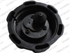 50mm Plastic Vented Gas Cap for Go Kart