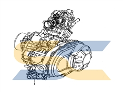 MSU-400 | Complete Engine