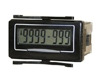 Trumeter 7511HV  8 digit self powered LCD electronic timer HV Input