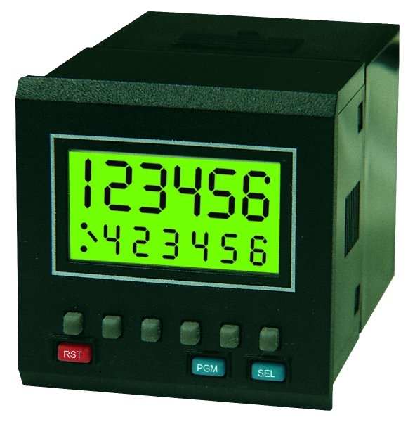 7922 Trumeter Dual Preset Electronic Predetermining Counter