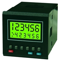 7932 Electronic Predetermining Counter/Timer