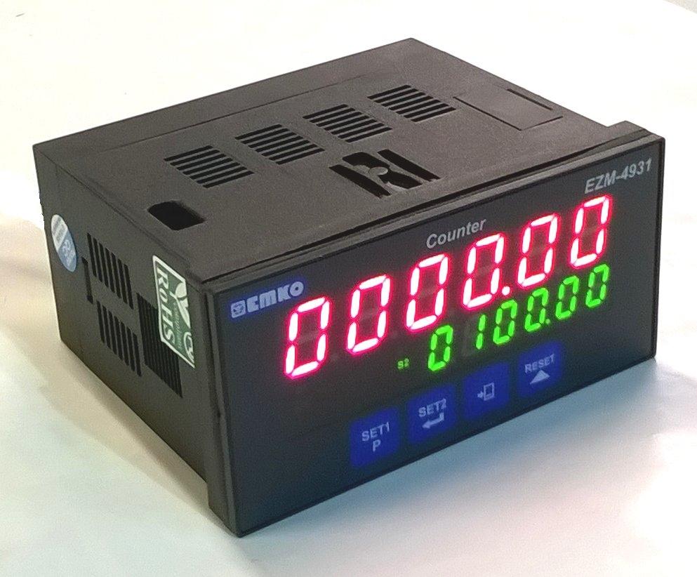 EMKO EZM4931 Totaliser 2 relays AC