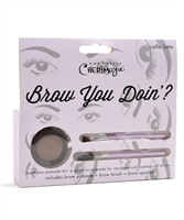 ***OUT OF STOCK*** Max Makeup Cherimoya Brow You Doin Kit - Caffe Latte