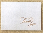 MINISTER  THANK YOU CARDS
