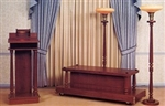 ANGELUS BOSTONIAN CHAPEL SET